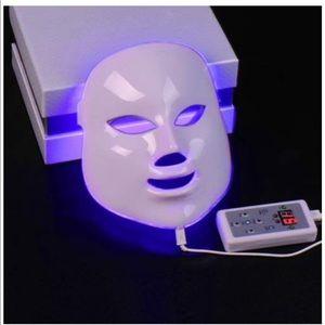 7 Colors LED Face Mask